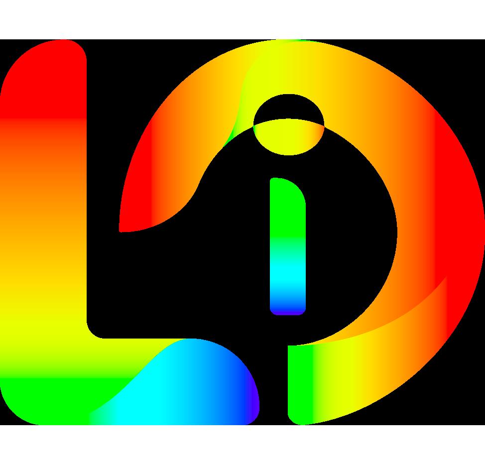 LiDesing logo Illustrator